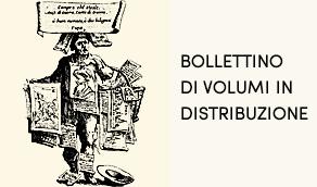 Bollettino di volumi in distribuzione